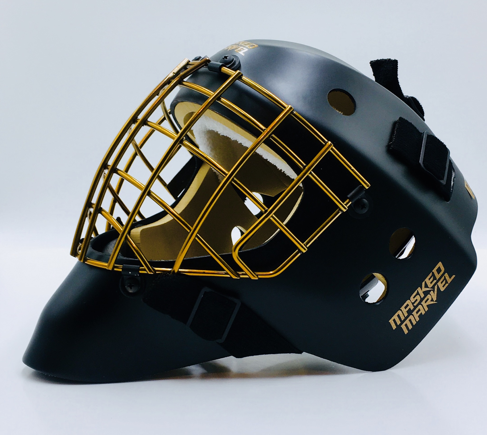 Masks masked marvel goalie helmets its your head you decide bandit model maxwellsz