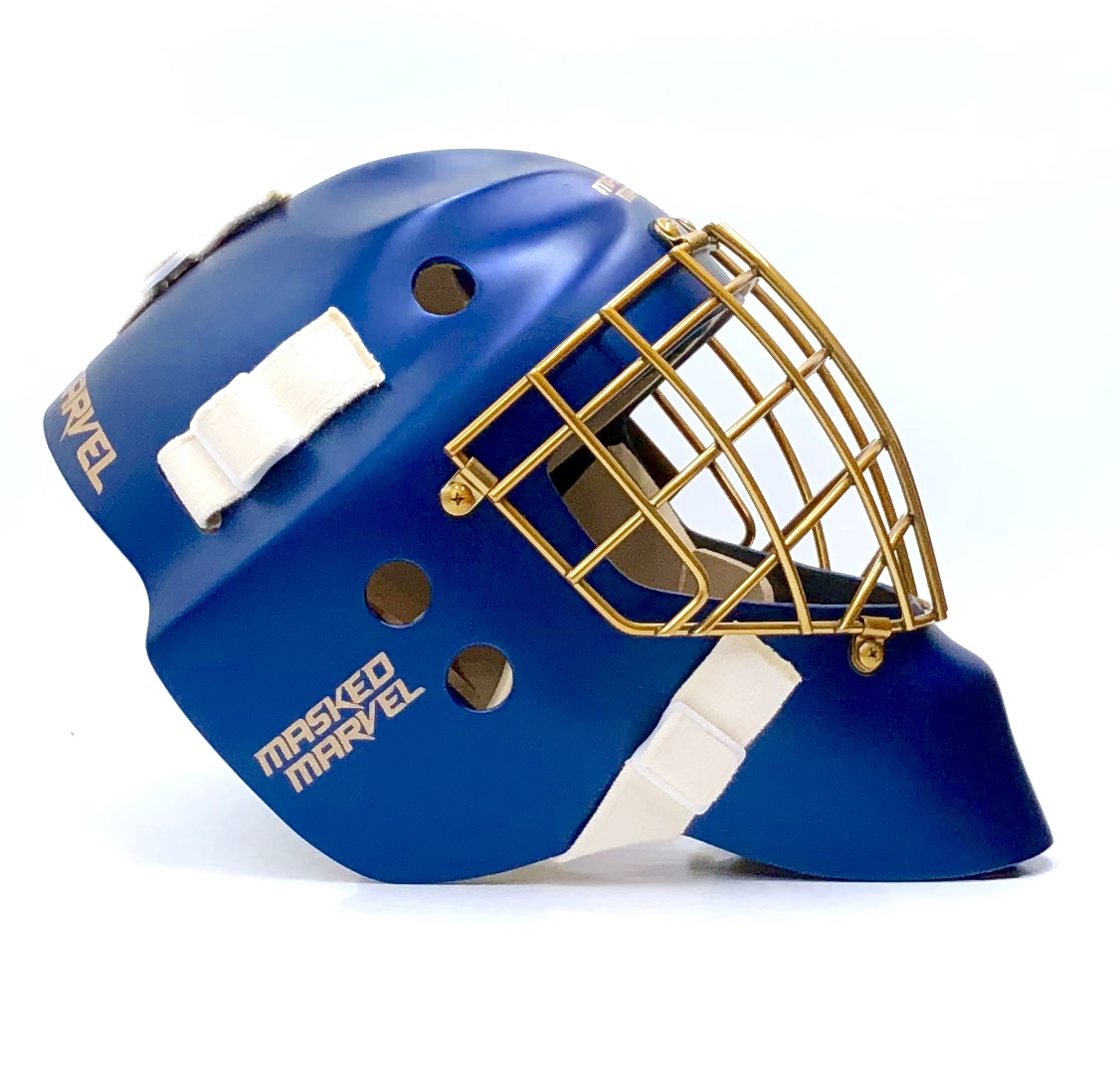 Bandits Sr. Elite Model - Matte Navy Blue