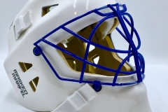 Outlaw 2.0 With Royal Blue Cage
